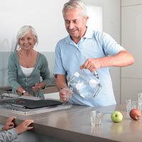 Wohnen im Alter - Im eigenen Haus alt werden.