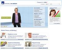 AXA Pflegewelt-Online-Forum
